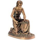 Offrante avec base - Bronze