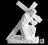 Jésus de Nazareth - Argenté