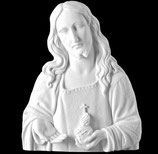 Coeur de Jésus - Marbre