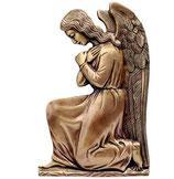 Ange droit - Bronze