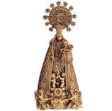 Vierge des désemparés - Bronze