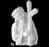 Jésus de Nazareth - Noir