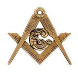 Paire de compas - Bronze - Ref : 1928