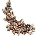 Bouquet côté gauche - Bronze