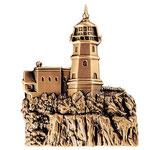 Phare sur la falaise - Bronze - Ref : 1919