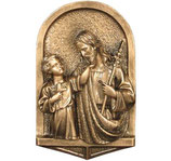 Saint Joseph - Bronze