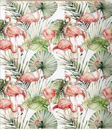 Flamingo french terry