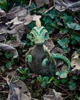 Parasaurolophus baby Artdoll