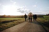 Alpaka-Erlebnis »Unterwegs mit den Jungs«   Begleitperson
