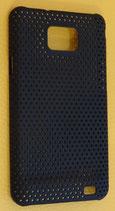Samsung Galaxy S2 - Cover Mesh schwarz
