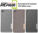 Sony Xperia Z5 compact Cover TPU / Nillkin