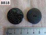 BB18ボタン/ボーンボタン