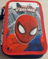 Federtasche mit dem Motiv von Spiderman