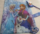 Frozen die Eiskönigin Sporttasche / Turnbeutel
