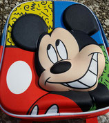 Mickey Mouse Rucksack 3D