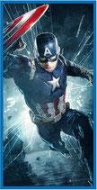 Captain America Handtuch