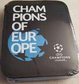 Federtasche Champions League mit Inhalt