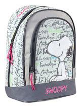 Snoopy Rucksack mit Plüsch