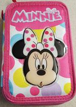 Federtasche mit dem Motiv von Minnie Mouse