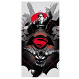 Batman VS Superman Handtuch / Strandtuch