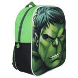 Hulk Rucksack 3D