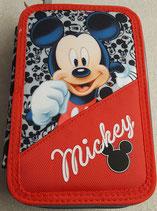 Federtasche mit dem Motiv von Mickey