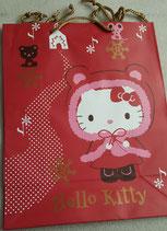 Geschenktasche Hello Kitty Christmas