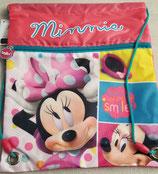 Turnbeutel mit dem Motiv Minnie