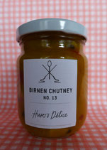 Birnen Chutney // Nr. 13
