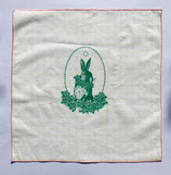 Serviette Monsieur Hase
