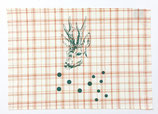 Tischset 6 Rehbock Knut