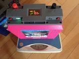 商品名 150A 12V リチュームポリマーバッテリー