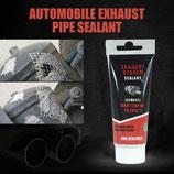 自動車排気管シーラント       かなりカチカチになり固まります。