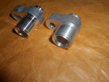 r134 コンプレッサーにR12 配管