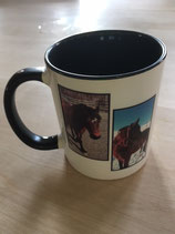 persönliche Tasse mit Fotodruck