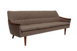 Norwegian Sofa with Teak Details