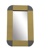 Modernist Mirror by C. Jere, #1