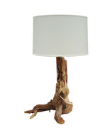 Handmade Root Table Lamp