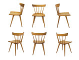Paul McCobb Planner Group Dining Chairs, S/6