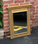 Neoclassical Gilt Mirror- Small / Medium Size