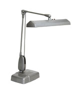 Floating Industrial Drafting Desk Lamp by Dazor
