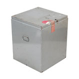 Authentic Decommissioned Ballot Box