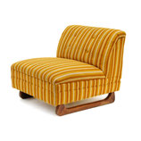 Pearsall-Style Slipper Chair
