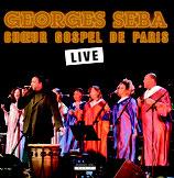 Georges Seba & le Choeur Gospel de Paris live en Guadeloupe en 2008