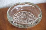 Kristallglas Aschenbecher 14cm Durchmesser