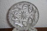 Bleikristall Desserteller Kristallglas