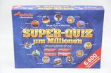 Gesellschaftsspiel Super-Quiz um Millionen
