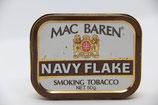 Mac Baron Navy Flake Smoking Tabacco Blechdose