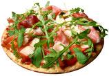 Große Pizza Rucola