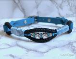 Halsband Paracord+Biothane